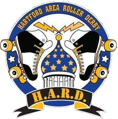 Hartford Area Roller Derby logo